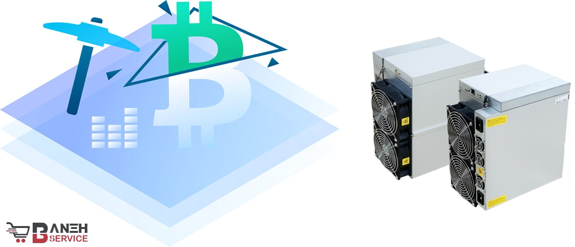 Bitmain Antminer S17 73TH 6 انتماینر 73Th   S17