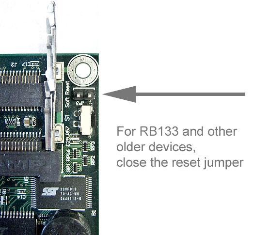 روتر برد میکروتیک Rb450